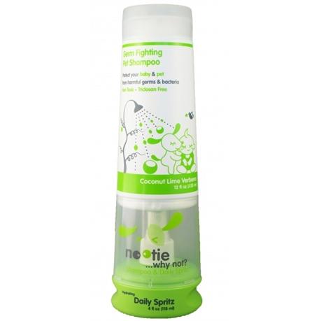 nootie shampooing parfum noix de coco et citron vert. Black Bedroom Furniture Sets. Home Design Ideas