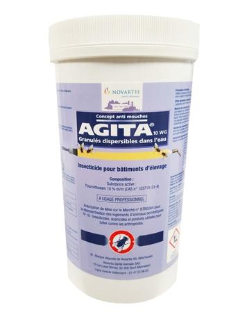 agita 10 wg insecticide mouches adultes et larves. Black Bedroom Furniture Sets. Home Design Ideas