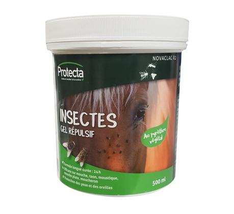 novaclac r2 gel r spulsif naturel contre les mouches et taons pour les chevaux. Black Bedroom Furniture Sets. Home Design Ideas