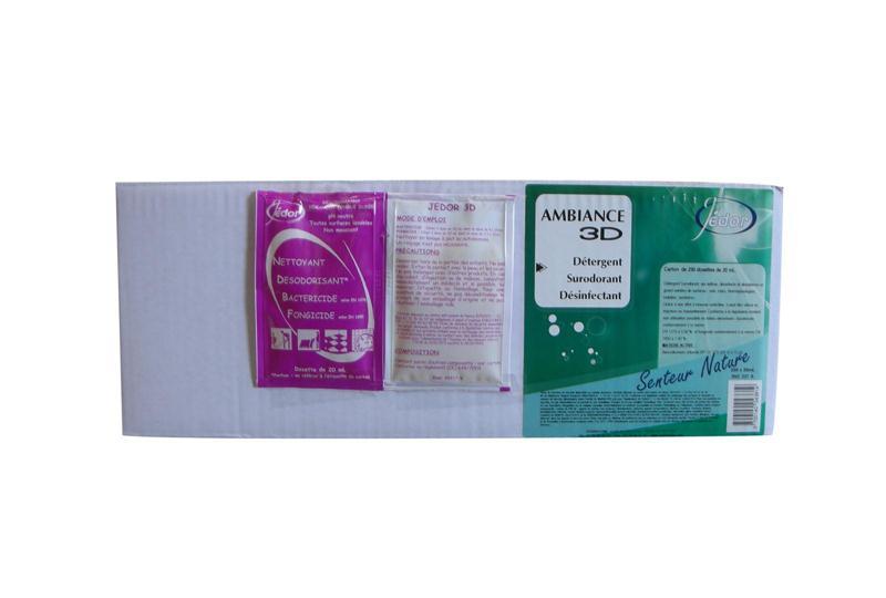 Sachet dosette 3d ambiance surodorant d tergent et - Dosette ese grande surface ...