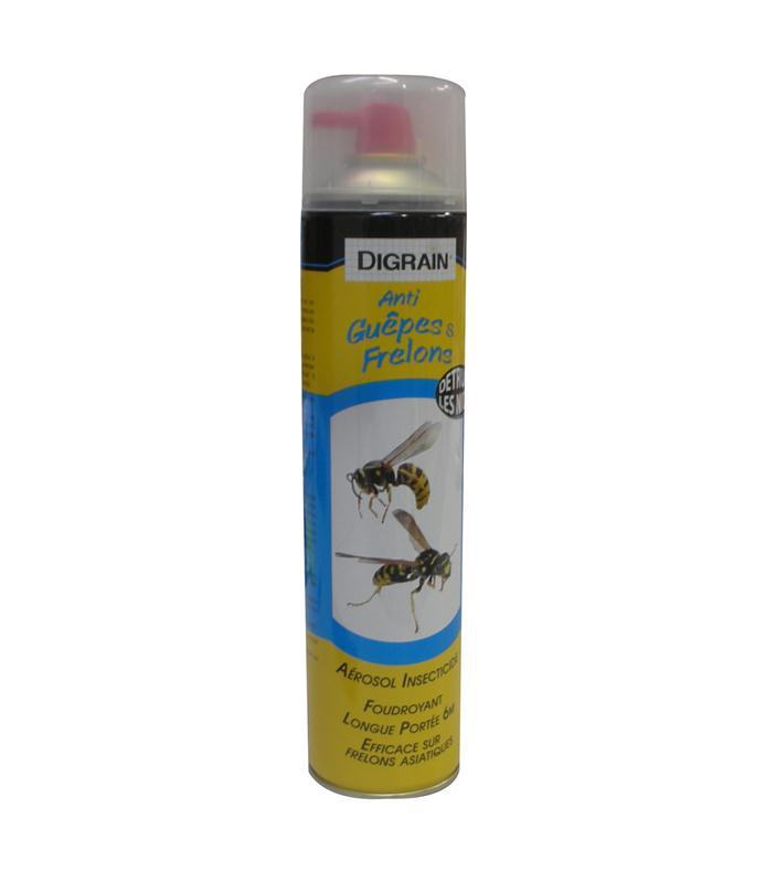Digrain gu pes frelons d truit les nids efficace sur - Repulsif frelon asiatique ...