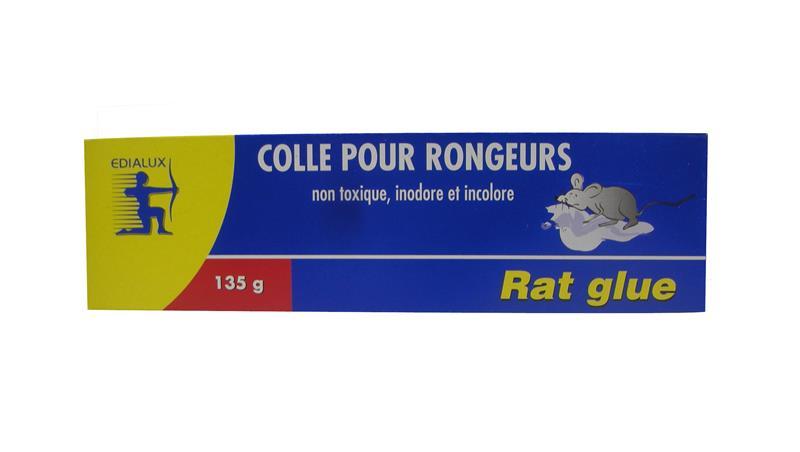 tube glue colle anti nuisibles pour rongeurs rats et souris 135 gr hyprodis. Black Bedroom Furniture Sets. Home Design Ideas