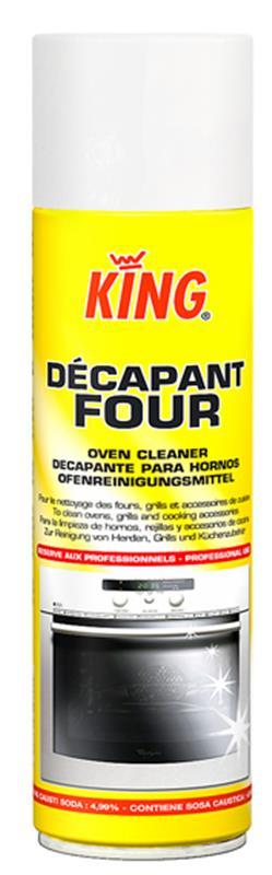 D capant four en bombe a rosol de 500 ml king hyprodis - Bombe anti acarien ...