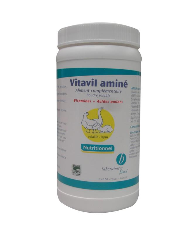 vitavil amine vitamines et acides amin s pour volailles lapins laboratoire biov additifs. Black Bedroom Furniture Sets. Home Design Ideas