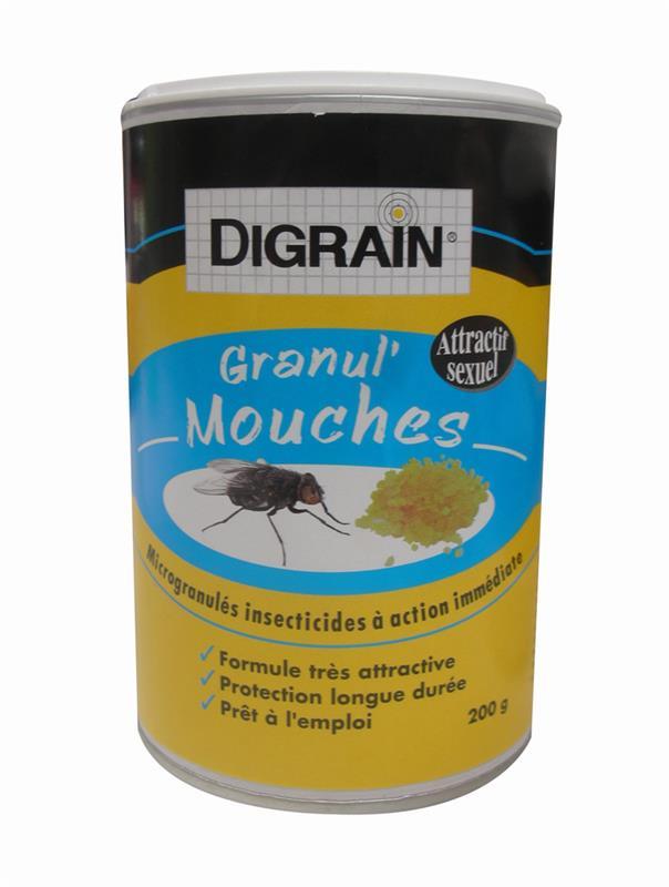 insecticide granul s jaunes contre les mouches granul mouches digrain 200 gr anti volants et. Black Bedroom Furniture Sets. Home Design Ideas