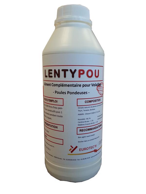 Lentypou solution naturelle contre les poux des poules hyprodis - Solution radicale contre les souris ...