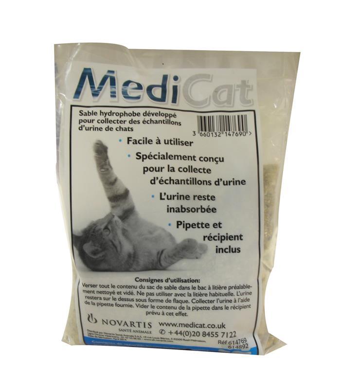 sable hydrophobe medicat collecte d chantillon d urine chez le chat. Black Bedroom Furniture Sets. Home Design Ideas