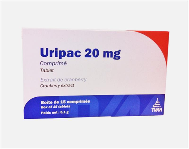 Uripac contre infection urinaire chien et chat Laboratoire