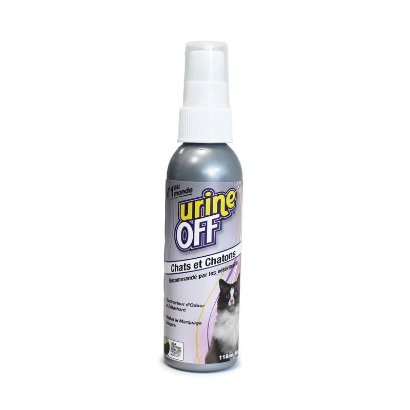 urine off chat et chaton supprime l odeur d urine et les t ches hyprodis. Black Bedroom Furniture Sets. Home Design Ideas