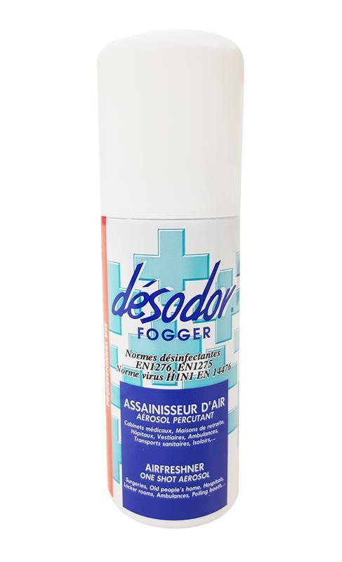 desodor fogger a rosol d sinfectant percutant odeur menthol. Black Bedroom Furniture Sets. Home Design Ideas