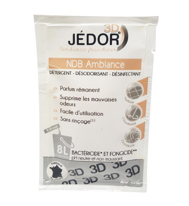 Dosette 3d jedor ambiance d tergent d sinfectant d sodorisant - Dosette ese grande surface ...