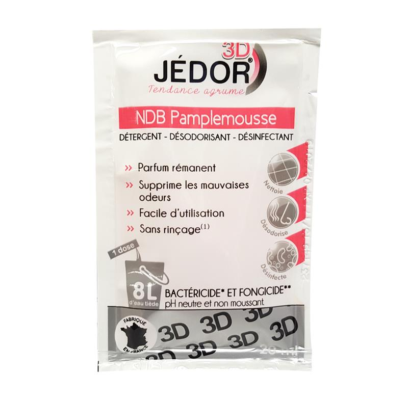 Dosette jedor pamplemousse agrume produit lavage sol 3d 20 - Dosette ese grande surface ...
