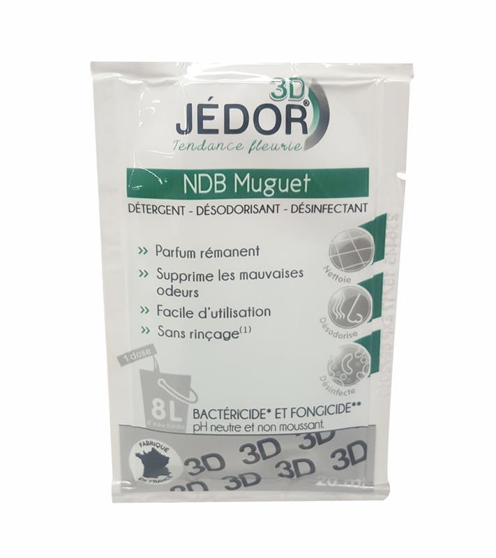 Dosette 3d jedor parfum muguet d tergent d sinfectant - Dosette ese grande surface ...