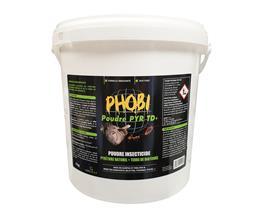 Phobi Poudre PYR TD + 5 kg