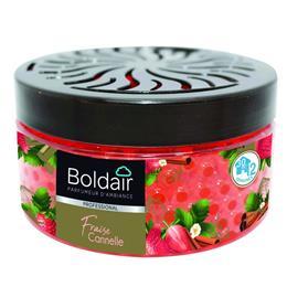 BOLDAIR perles parfumantes fraise cannelle