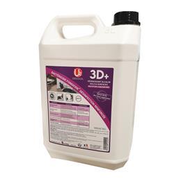 3D+ Détergent désinfectant neutre DESODOR 5L