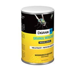 Digrain granul´mouches