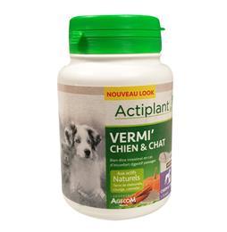 Actiplant Vermi chien chat 60cps