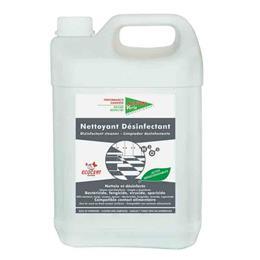 H2O2 Nettoyant désinfectant 5 litres