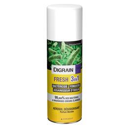 Digrain Fresh 3 en 1 aérosol désinfectant