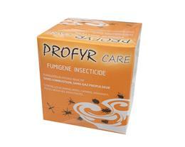 Fumigène insecticide PROFYR CARE