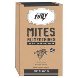 Fury piège à mites alimentaire x2