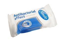Lingettes désinfectante sachet de 15 lingettes
