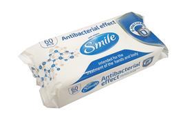 Lingettes désinfectante sachet de 60 lingettes