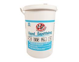 Lingettes désinfectante virucide EN14476 pot 130 lingettes