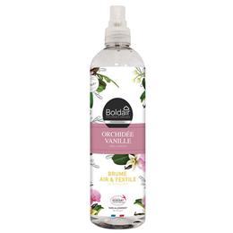 BOLDAIR brume air et textile Orchidée Vanille