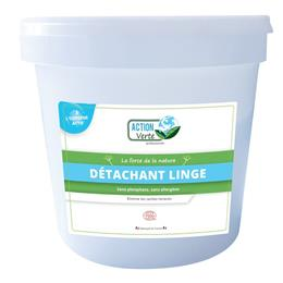 Action verte détachant linge ecocert 2 kg