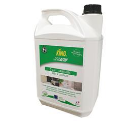 Ecoactif 5 en 1 parfum Menthe Acide lactique - Prêt à l'emploi 5L