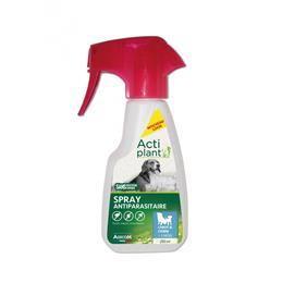 Actiplant Spray antiparasitaire chien