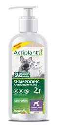 Actiplant Shampooing antiparasitaire chien chat