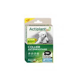 Actiplant´3 collier antiparasitaire chien 2-15kg