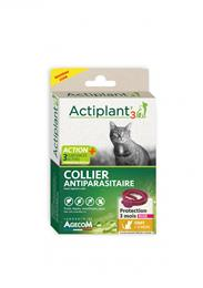 Actiplant´3 collier antiparasitaire chat rose