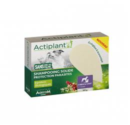Actiplant' Shampooing solide protection parasite