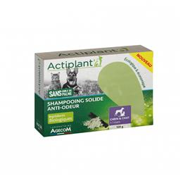 Actiplant' Shampooing Solide Anti Odeur