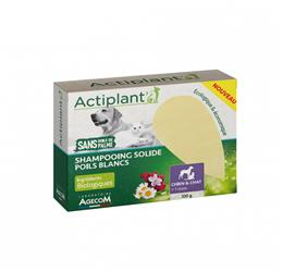 Actiplant' Shampooing Solide Poils Blancs