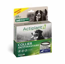 ACTI Collier antiparasitaire grand chien