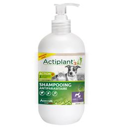 Actiplant´3 Shampooing antiparasitaire chien chat