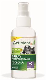 Actiplant´3 Spray antiparasitaire chien chat