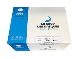 Masque FFP2 NF EN 149+A1