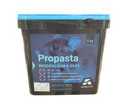 Raticide souricide brodifacoum Propasta 5kg