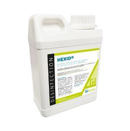 HEXID désinfectant cicatrisant 2 litres