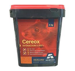 Cereox avoine Difénacoum 5kg