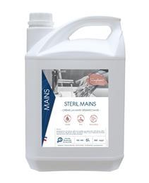 Steril mains savon désinfectant virucide 5L