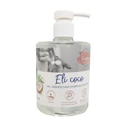 Gel hydroalcoolique Eli coco 500 ml