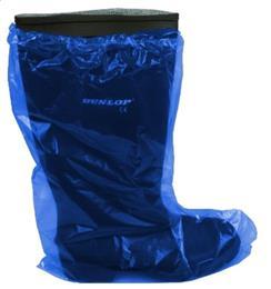 Surbotte jetable bleu