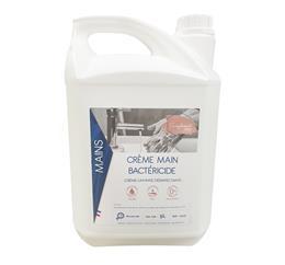 Crème mains bactéricide 5 litres Simplement PRO